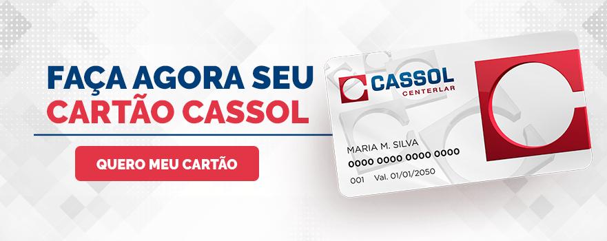 Cartão Cassol