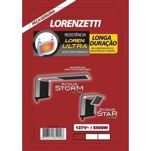 Resistência para Chuveiro Lorenzetti 3065 Acqua Ultra