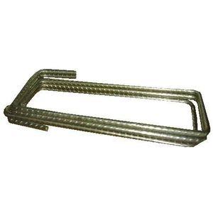 Estribo Aço CA-60 Vanifer 4,2mm 7x17cm 20 Peças