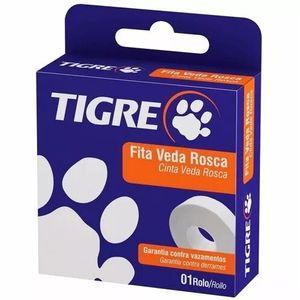 Fita Veda Rosca Tigre 18mmx25m
