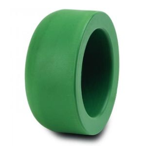 Cap Tigre 75mm PPR Verde