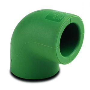 Joelho 90° Tigre 63mm PPR Verde