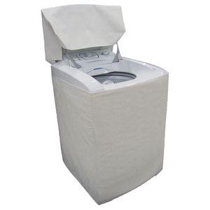 Capa para Máquina de Lavar Isopasse G Branca 069