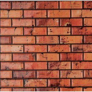 Revestimento Adesivo Tokfix Nature Brick 25x25cm