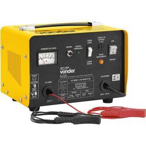 Carregador de Bateria Automotivo Vonder CBV 1600 220V