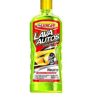 Detergente Lava Autos Luxcar 500ml