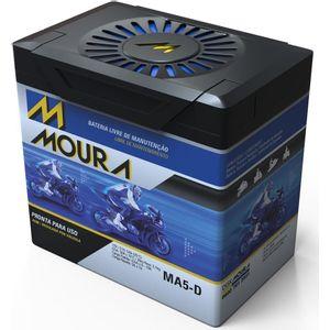 Bateria Moura 5Ah MA5-D