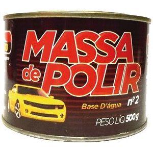 Massa para Polir N2 Proauto 500g
