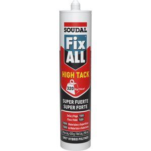 Selante Soudal Fix All High Tack 290ml 420g Branco