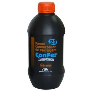 Convertedor de Ferrugem Salisil Confer 2 em 1 1L
