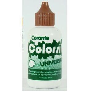 Corante Salisil Colorsil 34ml Marrom