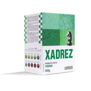 Tinta em Pó Xadrez TBR Adesivos 500g Verde