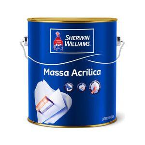 Massa Acrílica Sherwin Williams 3,6L Branca