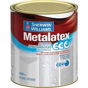 Fundo Preparador Eco Sherwin Williams Branco 900ml