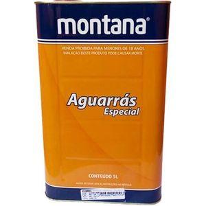 Solvente Aguarrás 5L Montana