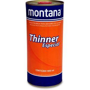 Thinner Montana Limpeza 900ml