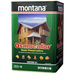 Stain Montana Osmocolor UV Gold 18L Natural Acetinado