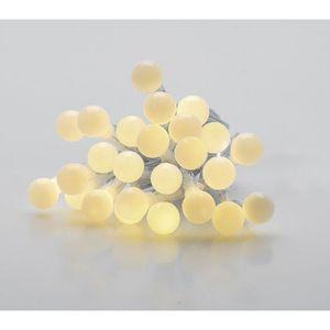 Cordão Lumininoso Taschibra Bolinhas 96 LEDS 3000K Amarelo