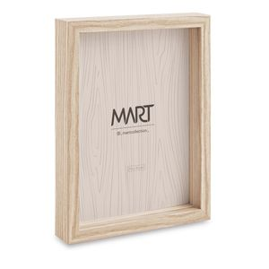 Porta Retrato Mart Collection Rustic 10x15cm Natural
