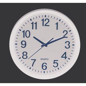 Relógio de Parede Mart Collection 36cm Preto/Dourado