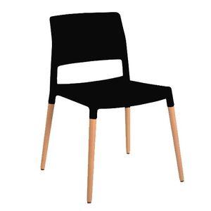 Cadeira Gardenlife Marina Preta