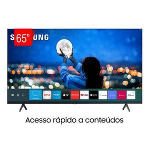 "TV Smart LED 4k Ultra HD 65"" Samsung 65TU7000"