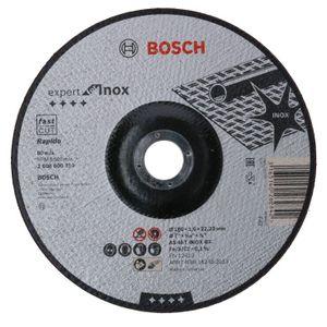 Disco de Corte Bosch Rápido 180x1,6mm