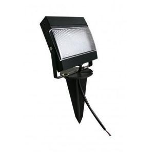 Refletor Led Ecoforce com Estaca Luz Branca 7,5W