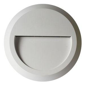 Balizador LED Startec Fit Moon 3000K 2W Branco
