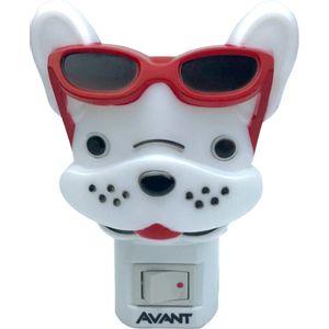 Luz Noturna Avant Bulldog 3000K Bivolt