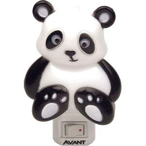 Luz Noturna Avant Panda 3000K Bivolt