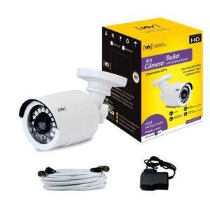 Kit Câmeras de Segurança HD VTV Digital Bullet L12