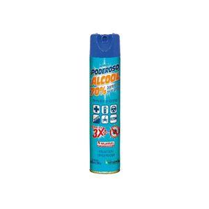 Álcool Spray Kelldrin 70% Poderoso 400ml