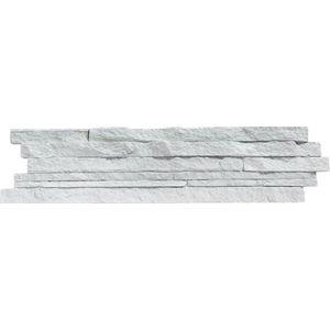 Revestimento Passeio Center Steno Puro 54,5x12,5cm Branco