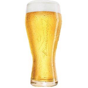 Copo Globoimport Budweiser 400ml