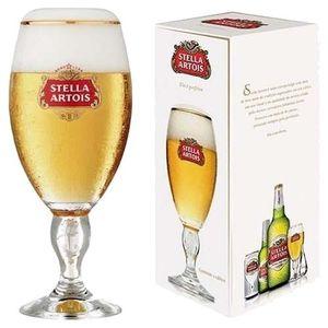 Taça de Vidro Globoimport Stella Artois 250ml