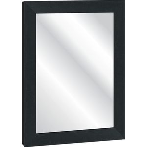Espelho Tropical Artes com Moldura 50x70cm Preto
