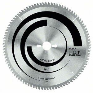 Disco de Serra Bosch Multimateriais 254mm 100 Dentes