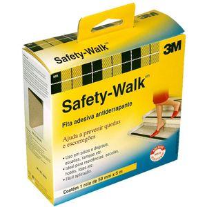Fita Antiderrapante 3M Safety Walk 5,5cmx5m Transparente