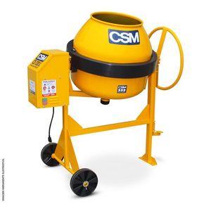 Betoneira CSM CS 120 Litros Motor e Chave de Segurança