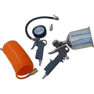 Kit Pintura para Compressor Motomil