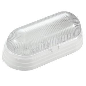 Luminária Tartaruga Dital Marina 1 Lâmpada E27 Branca