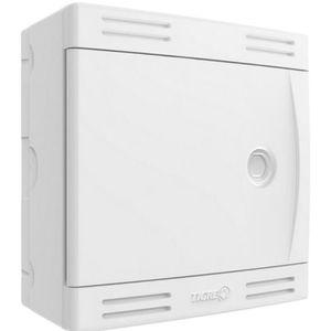 Quadro de Sistema VDI Tigre 20x20cm Branco de Sobrepor