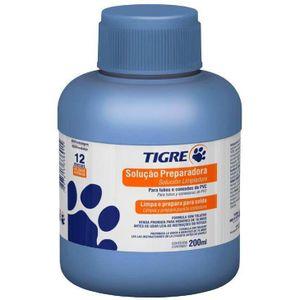 Solução Preparadora Tigre Frasco 200ml