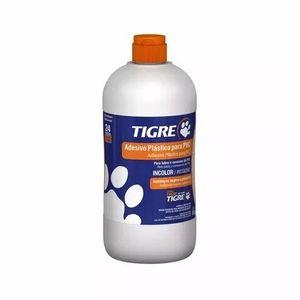 Adesivo Plástico para PVC Tigre Frasco 850g