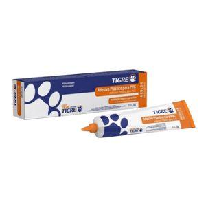 Adesivo Plástico para PVC Tigre Bisnaga 75g