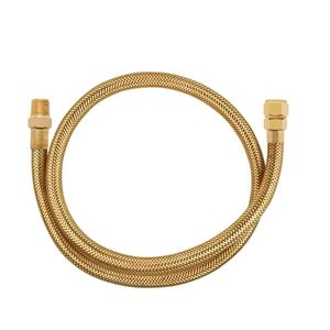 """Ligação Flexível para Gás 1m 1/2"""" Jackwal Cobre 001.360"""
