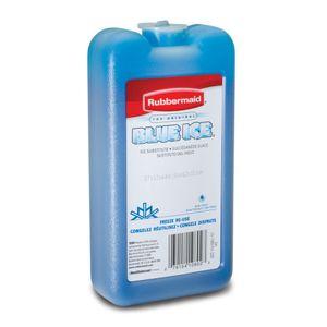Bolsa Térmica de Gelo Rubbermaid Block Mod 700ml Azul