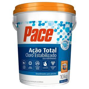 Cloro Orgânico Pace HTH Ação Total 10kg