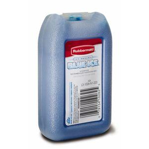 Bolsa Térmica de Gelo Rubbermaid Mini Pack 450ml Azul